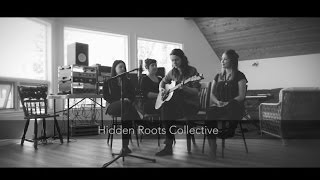 From humble beginnings as a singer-songwriter circle, four Northern Ontario musicians come together to embark on a journey driven by an undeniable musical connection. With swirling harmonies as tall as the pines of their hometown, Hidden Roots Collective creates an immersive listening experience. Their thoughtful arrangements and unique vocal stylings have captivated listeners across Eastern Canada. This mini-doc was created by students at the Canadore College Digital Cinematography program.https://www.hiddenrootscollective.com/