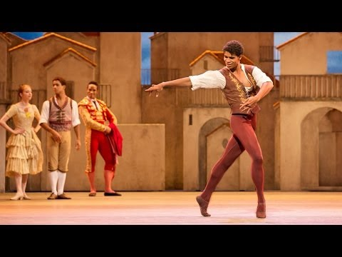 Watch: Carlos Acosta - 'Ballet productions are constant works in progress'