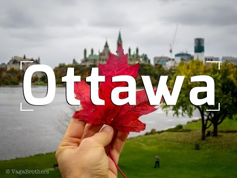 Ottawa – Canada's Cool Capital