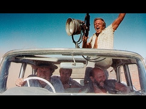 Fright - Mark Kermode reviews Wake in Fright. A bonded teacher finds himself on a journey of self-destruction and self-loathing whilst in the desolate wasteland of th...