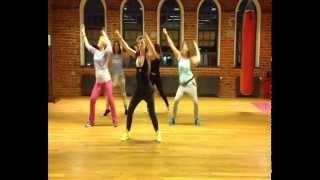 image of Wisin & Yandel - Follow The Leader ft. Jennifer Lopez  Zumba with Monika Małecka