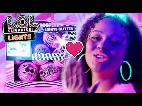 UNBOXED!   LOL Surprise! Lights Glitter Pets & Tots   Season 5 Episode 3