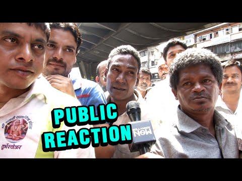 Public REACTS On Sanjay Dutt's Release | Chicken S