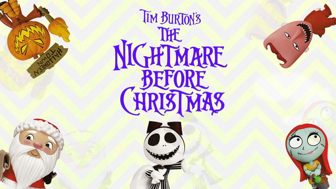 NIGHTMARE BEFORE CHRISTMAS – Mystery Minis Series 2!