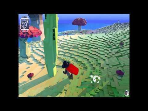 lego worlds 3- Fly like a eagle