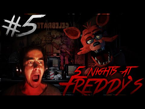 freddyw - SCARIEST GAME EVER! 5 NIGHTS AT FREDDYS LET'S PLAY - Oh dear lord this is one of the scariest games ever! Seriously, Freddy can screw himself! Check this game out if you don't want to sleep...