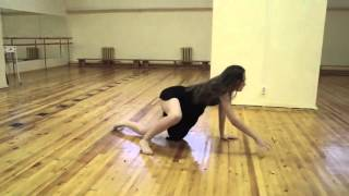 Fiona Apple  - Daredevil - Contemporary Dance Workshop Mikhaela Savka
