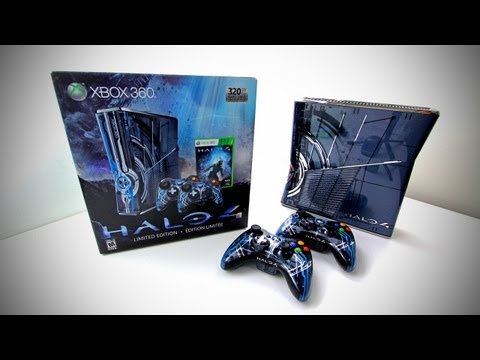 xbox360 - THIS LIMITED EDITION IS STILL AVAILABLE Halo 4 LE Xbox 360 (US) - http://amzn.to/PSr9mJ Halo 4 LE Xbox 360 (CA) - http://amzn.to/TIGO7l Halo 4 LE Xbox 360 (U...