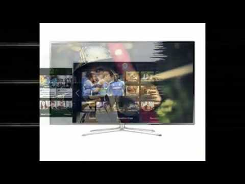 Samsung F6400 Series 6 3D Slim Smart LED HDTV - Welcome to 3D Television
