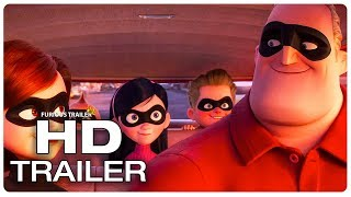 Video INCREDIBLES 2 All Movie Clips + Trailer (2018) MP3, 3GP, MP4, WEBM, AVI, FLV Maret 2019