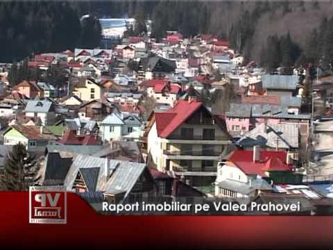 Raport imobiliar pe Valea Prahovei