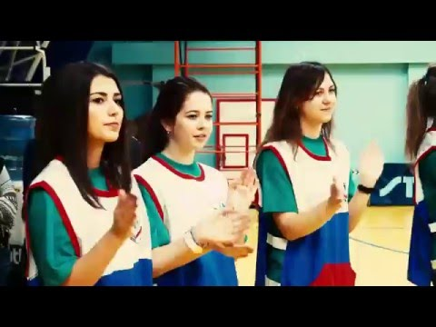 Волонтеры Российского студенческого спортивного союза