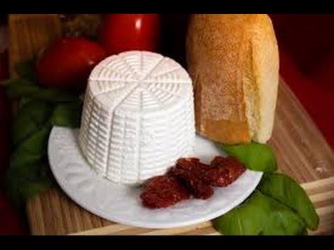 formaggio primo sale fatto in casa - ricetta