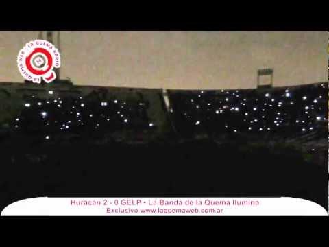 Hinchada de huracan // La banda de la quema iluminada - La Banda de la Quema - Huracán