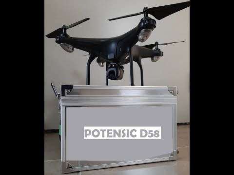 Potensic D58 Drone Review