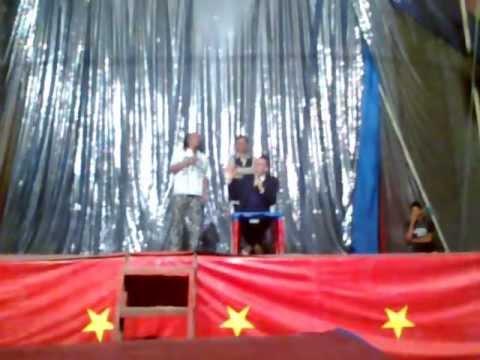 El Circo del Super Chuchin, jajajajajaja La Sonambula