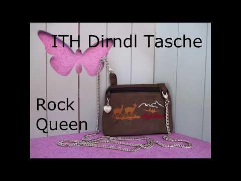 Tasche ITH Dirndl