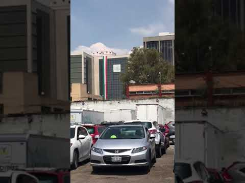 Building collapses in Mexico City during 7.1 Earthquake (9/19/2017)