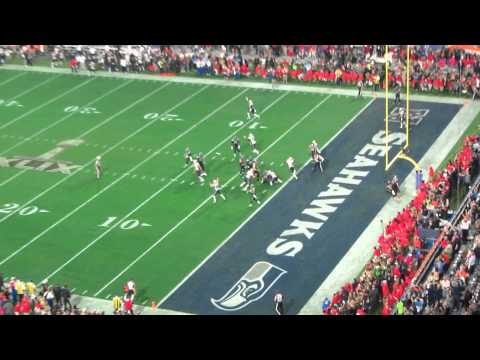 XLIX Seahawks vs Patriots [& In the End, There Was No Skittles Rainbow