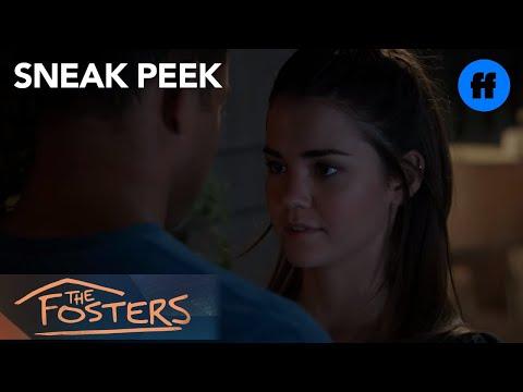 The Fosters   Season 4, Episode 8 Sneak Peek: AJ & Callie   Freeform