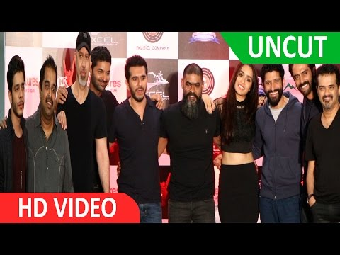 UNCUT | Music Launch Of | Rock On 2 | With | Live Concert | By Whole | Star Cast