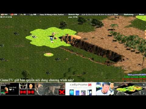 2vs2 | VaneLove, HeHe vs Gunny, Vô Thường (06-12-2014)