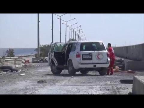 سيطرت قوات سوريا الديموقراطية يوم الأربعاء 10 أيار/مايو،على مدينة الطبقة الاستراتيجية والسد القريب، وتستعد الآن للتقدم نحو معقل 'الدولة الإسلامية' في الرقة. [وكالة الصحافة الفرنسية].