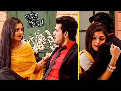 Raghav & Naina CUTE Moments | परदेस म�