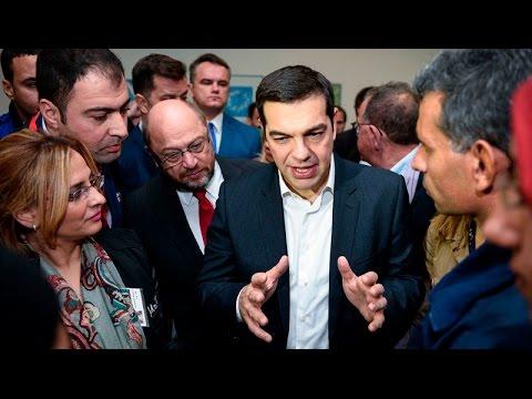 Αλ. Τσίπρας: Να σταματήσει η ανθρωποθυσία στη θάλασσα του Αιγαίου