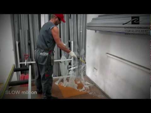 Как резать закаленное стекла в домашних условиях 732