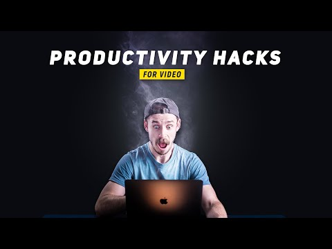 10 Productivity Hacks to up your Video Game!