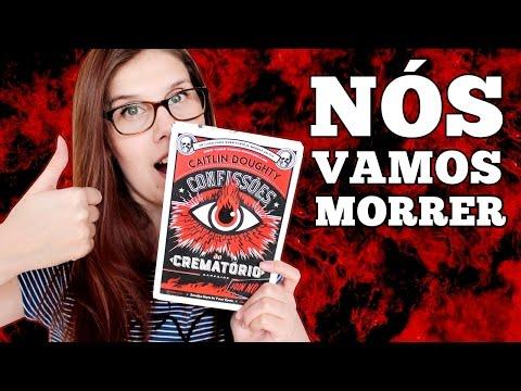 Confissões do Crematório (Caitlin Doughty)   DOSE DE MORBIDEZ #1