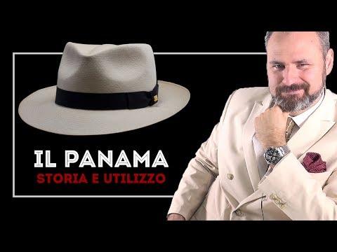 Il cappello PANAMA