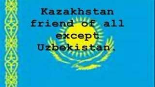 Borat's Kazakh