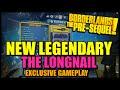 "Borderlands Pre-Sequel: New Legendary Sniper ""The Longnail"" Exclusive 1080p Gameplay"