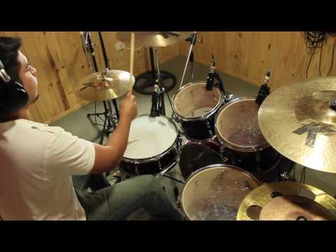 "Drum Cover. ""Hossana - Marcos Barrientos""   Drummer ::Lucas Avalos::"