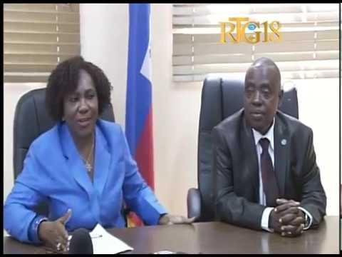 Haïti.- Signature d'un protocole d'accord entre le ministère à la condition féminine et la FAO