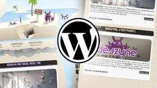 Tutoriel WordPress : Créer Un Thème Wordpress