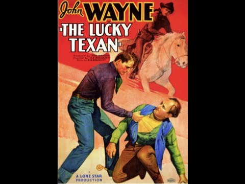 EL TEJANO AFORTUNADO (THE LUCKY TEXAN, 1934, Full movie, Spanish, Cinetel)