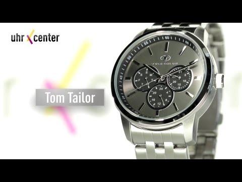 Tom Tailor 5410402 Herren Multifunktionsuhr
