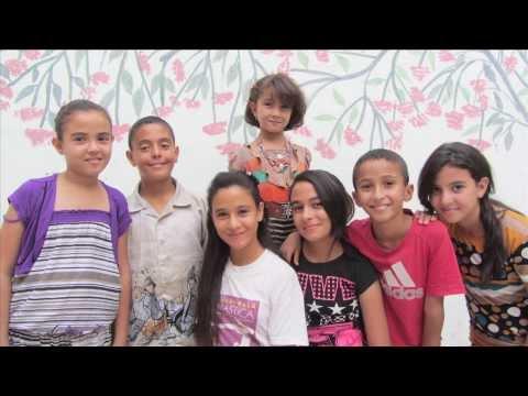 'L'enfance' Poème de Abou el Kecem Chebbi