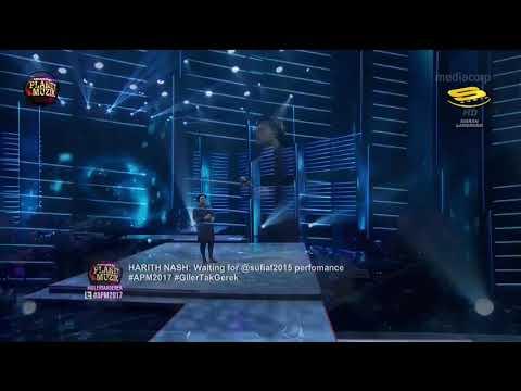 Surat Cinta Untuk Starla - Virgoun | Anugerah Planet Muzik 2017 | APM Singapura