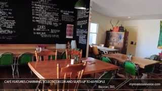 Bridport Australia  City pictures : Seaside Café Business for Sale - Bridport, TAS