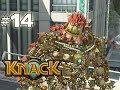 KNACK - GAMEPLAY WALKTHROUGH - PART 14 (HD PS4 Gameplay)