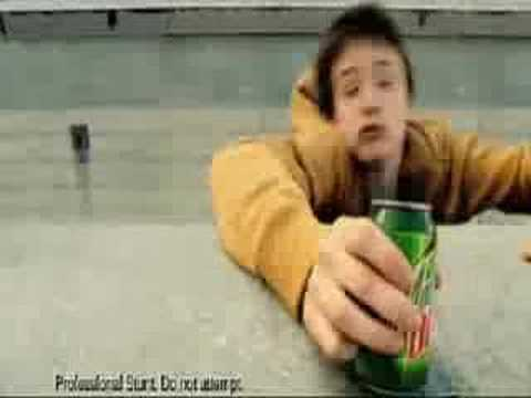 Mountain Dew Commercial