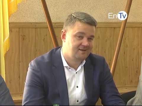 Руководство компании «Місто для людей Енергодар» встретилось с депутатами и жителями города