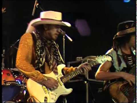 Stevie Ray Vaughan – Live at Montreux (1985) FULL CONCERT
