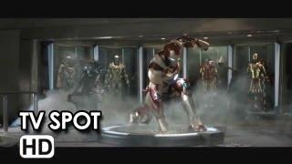 Iron Man 3 TV Spot - Greeting