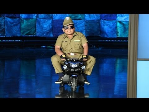 8-Year-Old 'India's Got Talent' Semifinalist Shows Off His Dance Moves On Ellen