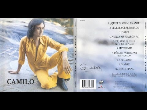 Camilo Sesto - Djame Participar En Tu Juego